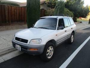 1997 Toyota RAV4 for sale at Inspec Auto in San Jose CA