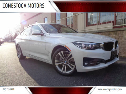 2018 BMW 3 Series for sale at CONESTOGA MOTORS in Ephrata PA