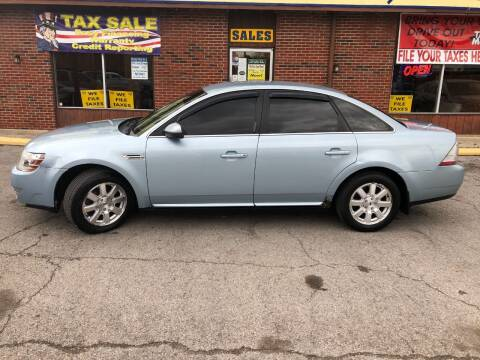 2009 Ford Taurus for sale at Atlas Cars Inc. in Radcliff KY