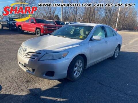 2011 Toyota Camry for sale at Sharp Automotive in Watertown SD