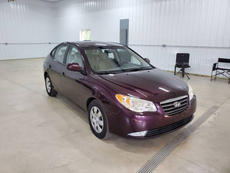 2008 Hyundai Elantra for sale at Motor House in Alden NY