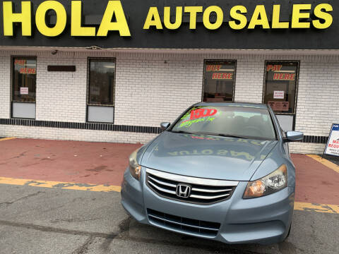 2011 Honda Accord for sale at HOLA AUTO SALES CHAMBLEE- BUY HERE PAY HERE - in Atlanta GA