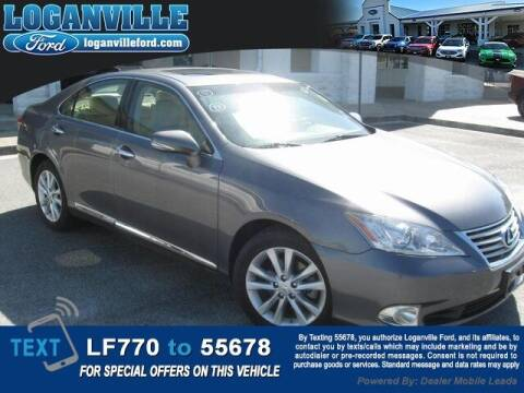 2012 Lexus ES 350 for sale at Loganville Quick Lane and Tire Center in Loganville GA