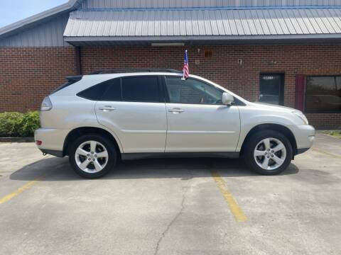 2005 Lexus RX 330 for sale at Lenherr Auto Sales in Wilmington NC