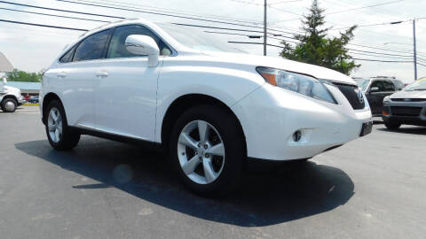 2010 Lexus RX 350 for sale at Action Automotive Service LLC in Hudson NY
