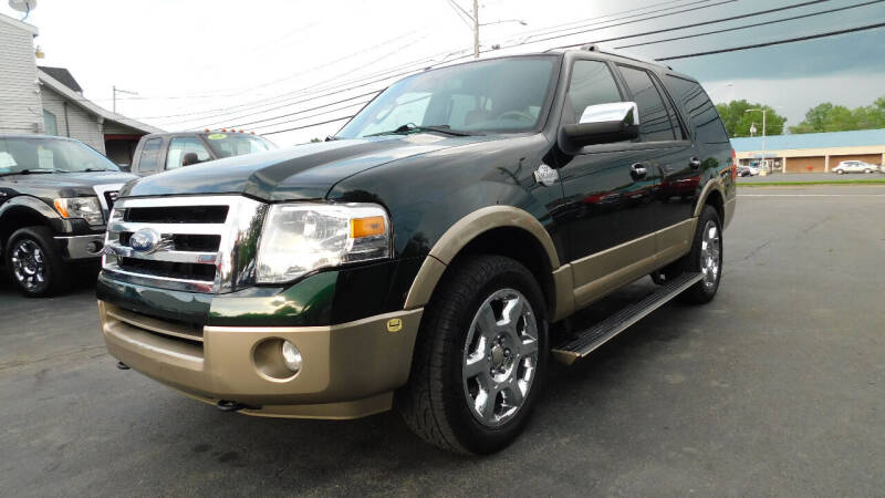 2013 Ford Expedition for sale at Action Automotive Service LLC in Hudson NY
