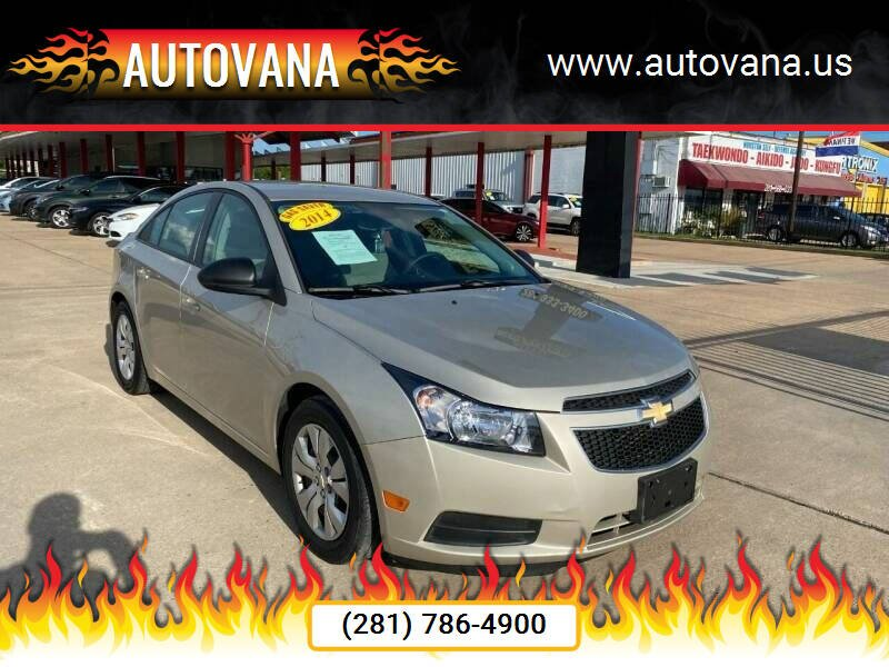 2014 Chevrolet Cruze for sale at AutoVana in Humble TX