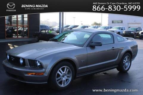 2005 Ford Mustang for sale at Bening Mazda in Cape Girardeau MO