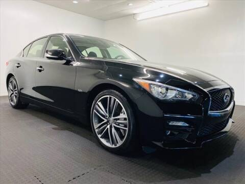 2017 Infiniti Q50 for sale at Champagne Motor Car Company in Willimantic CT