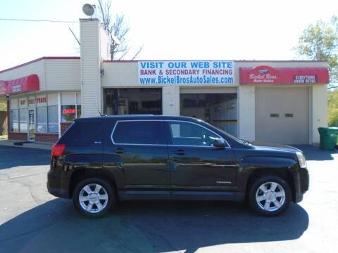 2013 GMC Terrain for sale at Bickel Bros Auto Sales, Inc in Louisville KY