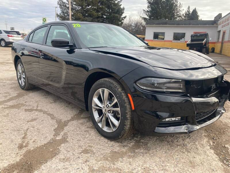 2020 Dodge Charger for sale at SUNSET CURVE AUTO PARTS INC in Weyauwega WI