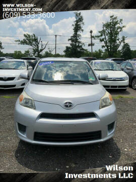 2008 Scion xD for sale at Wilson Investments LLC in Ewing NJ