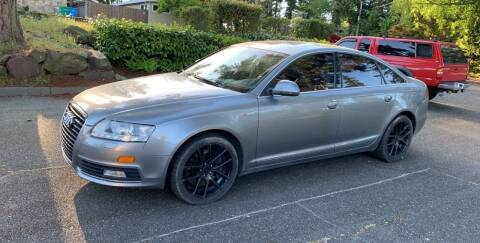 2009 Audi A6 for sale at Seattle Motorsports in Shoreline WA