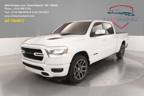 2019 RAM Ram Pickup 1500 for sale at Elvis Auto Sales LLC in Grand Rapids MI