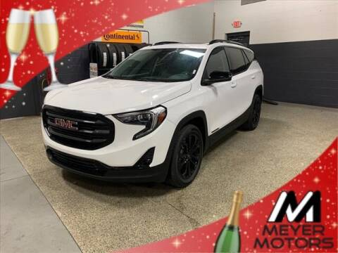2021 GMC Terrain for sale at Meyer Motors in Plymouth WI