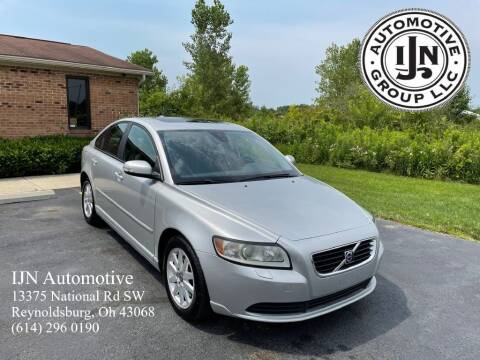 2008 Volvo S40 for sale at IJN Automotive Group LLC in Reynoldsburg OH