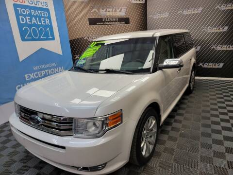 2010 Ford Flex for sale at X Drive Auto Sales Inc. in Dearborn Heights MI