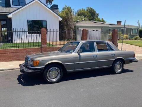 1980 Mercedes-Benz 300-Class for sale at Del Mar Auto LLC in Los Angeles CA