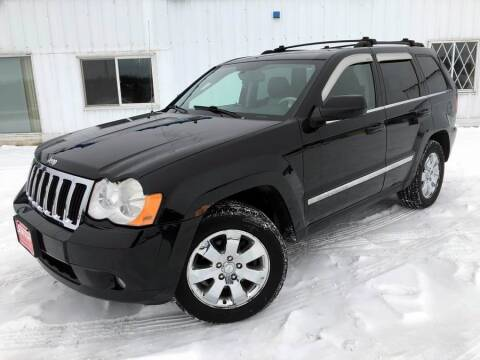2008 Jeep Grand Cherokee for sale at STATELINE CHEVROLET BUICK GMC in Iron River MI
