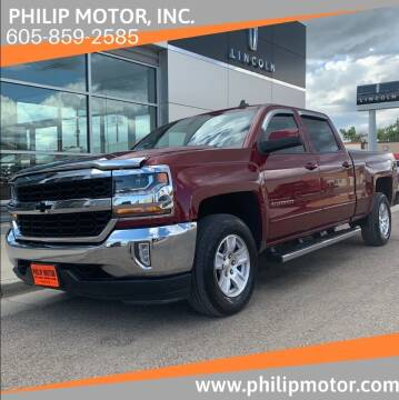 2017 Chevrolet Silverado 1500 for sale at Philip Motor Inc in Philip SD
