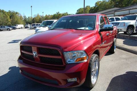2012 RAM Ram Pickup 1500 for sale at Modern Motors - Thomasville INC in Thomasville NC