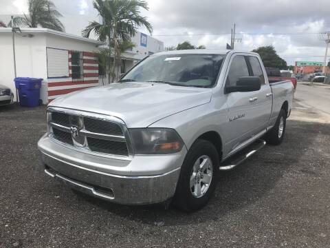 2012 RAM Ram Pickup 1500 for sale at Best Auto Deal N Drive in Hollywood FL