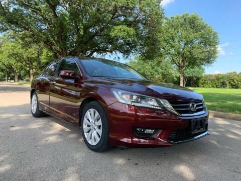 2015 Honda Accord for sale at 210 Auto Center in San Antonio TX