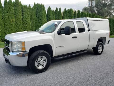 2008 Chevrolet Silverado 2500HD for sale at Kingdom Autohaus LLC in Landisville PA