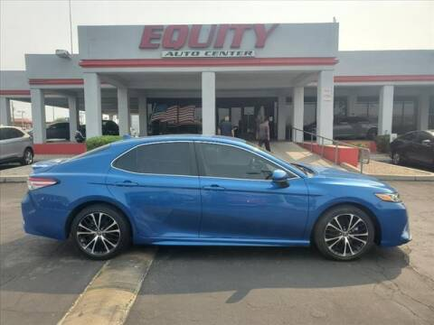 2019 Toyota Camry for sale at EQUITY AUTO CENTER in Phoenix AZ