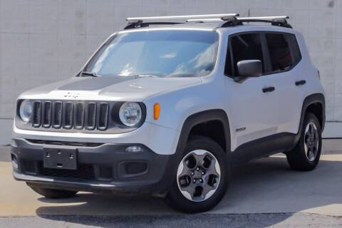 2016 Jeep Renegade for sale at Cannon Auto Sales in Newberry SC