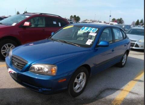 2004 Hyundai Elantra for sale at HW Used Car Sales LTD in Chicago IL