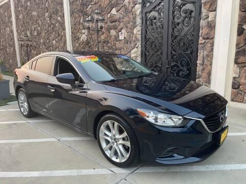2016 Mazda MAZDA6 for sale at Car Deal Auto Sales in Sacramento CA
