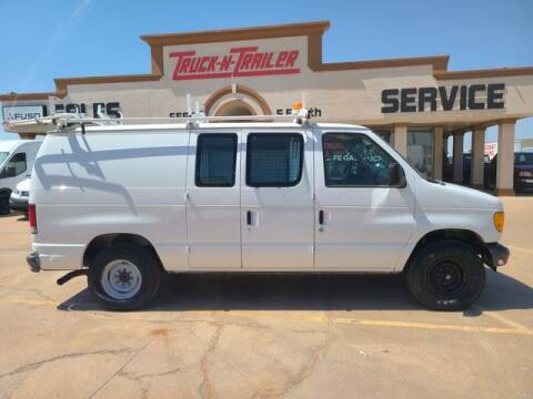 2006 Ford E-Series Cargo for sale at TRUCK N TRAILER in Oklahoma City OK