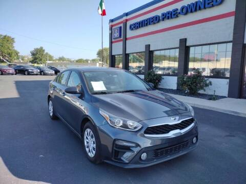 2019 Kia Forte for sale at Ultimate Auto Deals DBA Hernandez Auto Connection in Fort Wayne IN