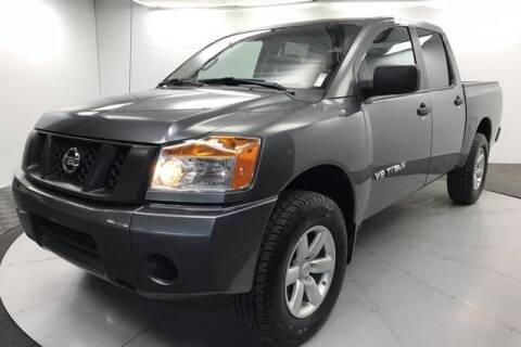 2015 Nissan Titan for sale at Stephen Wade Pre-Owned Supercenter in Saint George UT
