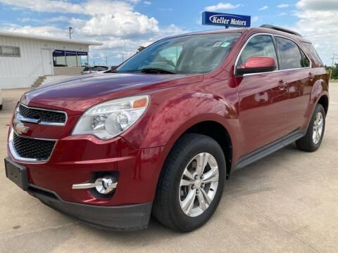2012 Chevrolet Equinox for sale at Keller Motors in Palco KS