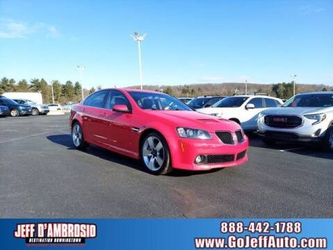 2009 Pontiac G8 for sale at Jeff D'Ambrosio Auto Group in Downingtown PA