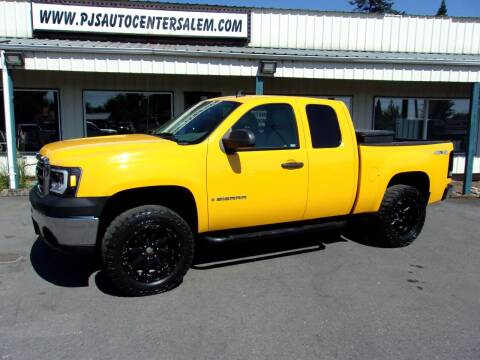 2009 GMC Sierra 1500 for sale at PJ's Auto Center in Salem OR
