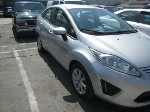 2012 Ford Fiesta for sale at Best Deal Auto Sales in Stockton CA