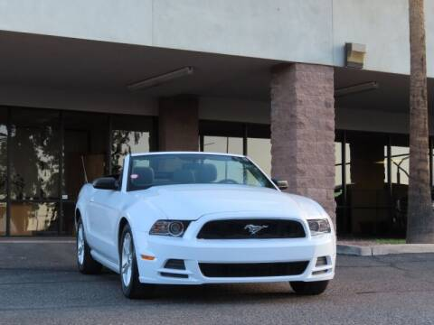 2014 Ford Mustang for sale at Jay Auto Sales in Tucson AZ