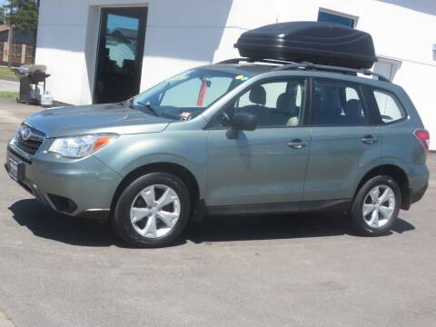 2015 Subaru Forester for sale at Price Auto Sales 2 in Concord NH