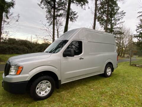2016 Nissan NV Cargo for sale at AC Enterprises in Oregon City OR