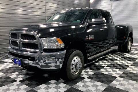 2018 RAM Ram Pickup 3500 for sale at TRUST AUTO in Sykesville MD