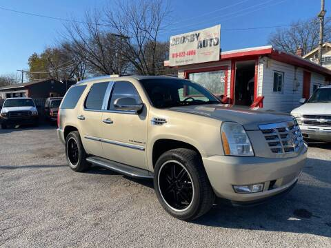 2007 Cadillac Escalade for sale at Crosby Auto LLC in Kansas City MO