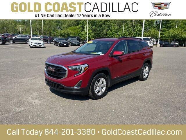 2018 GMC Terrain for sale at Gold Coast Cadillac in Oakhurst NJ