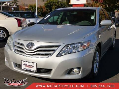 2011 Toyota Camry for sale at McCarthy Wholesale in San Luis Obispo CA