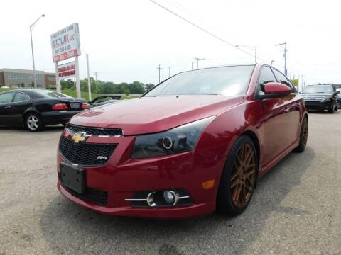2012 Chevrolet Cruze for sale at AutoLink LLC in Dayton OH