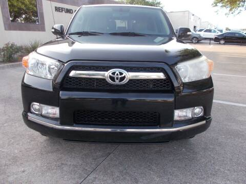 2011 Toyota 4Runner for sale at ACH AutoHaus in Dallas TX