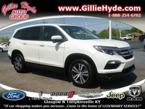 2018 Honda Pilot for sale at Gillie Hyde Auto Group in Glasgow KY