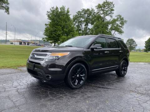 2014 Ford Explorer for sale at Moundbuilders Motor Group in Heath OH